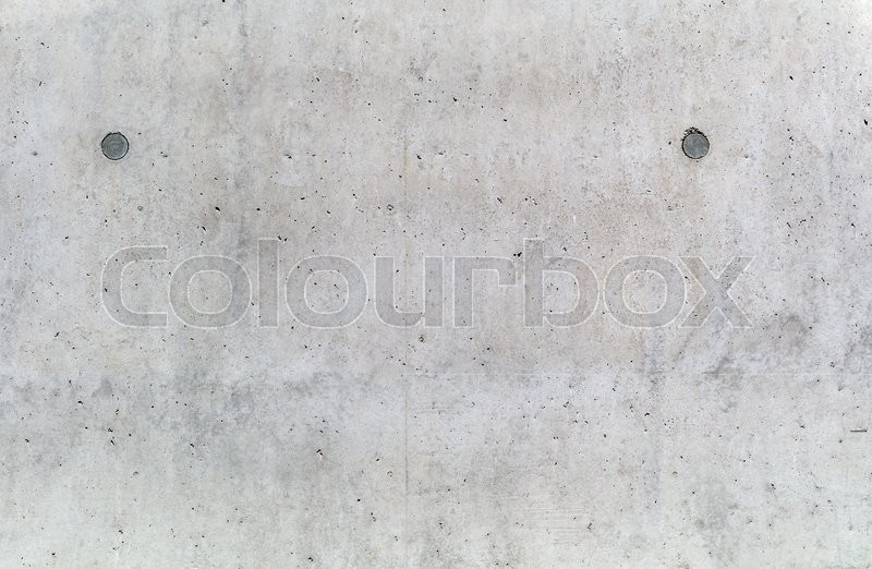 Stock image of 'a concrete wall in a new building'