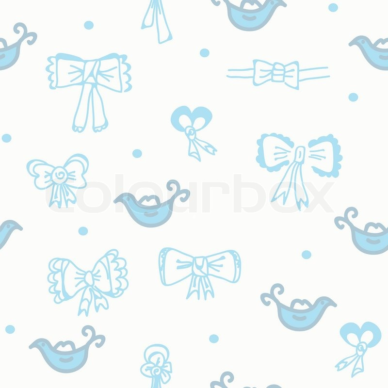 Baby Boy Hd Wallpapers: Seamless Baby Wallpaper For Boy With ...