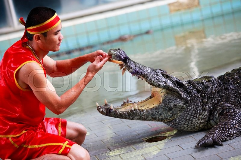 Editorial image of 'Thailand, Pattaya - November 2, 2009: Traditional for Thailand \