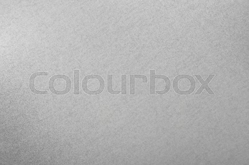 Stock image of 'Gray textured stell metallic background, close up, DOF'
