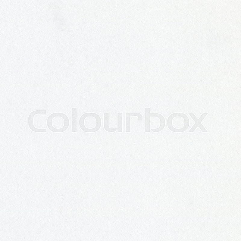 Stock image of 'Blank piece of white paper as background. Close-up.'