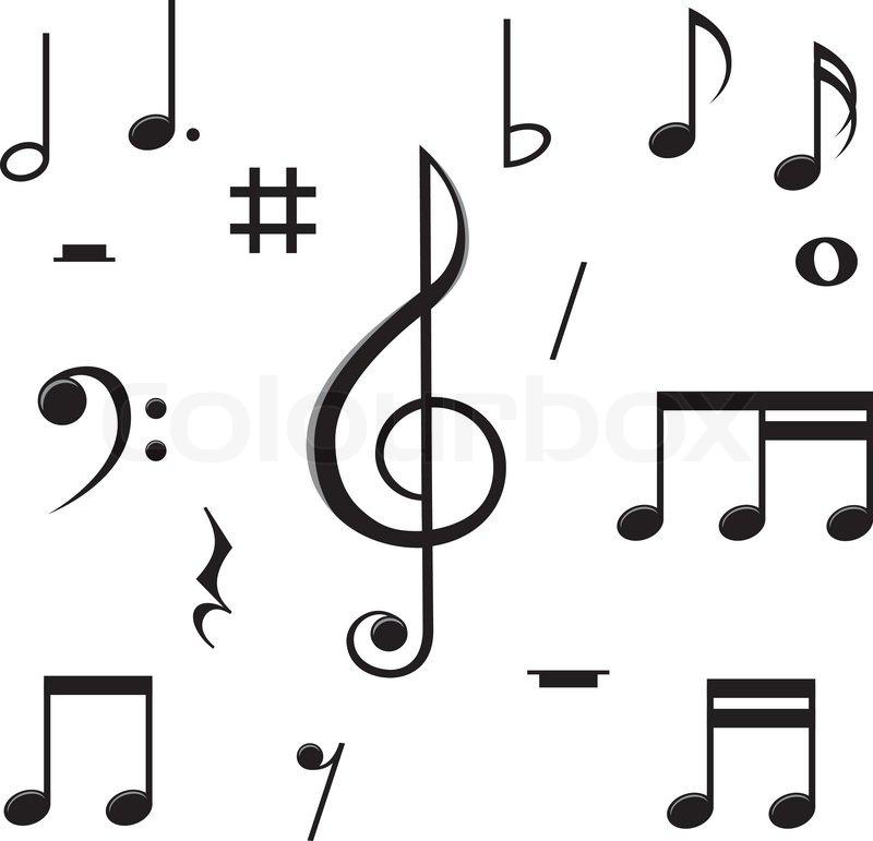 top vektor musiknoten hintergrund - photo #15