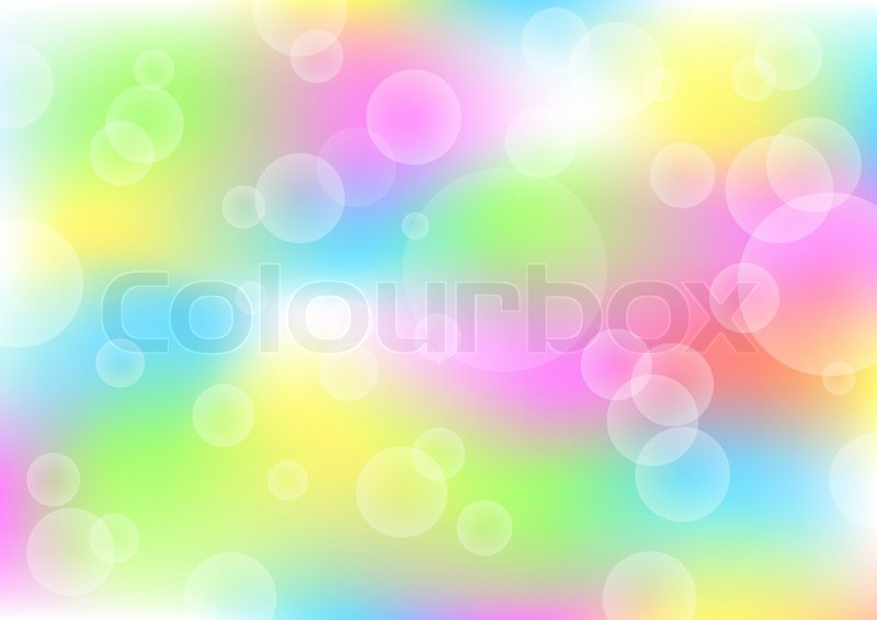 Beautiful Color the beautiful color eps10 summer background | stock vector | colourbox