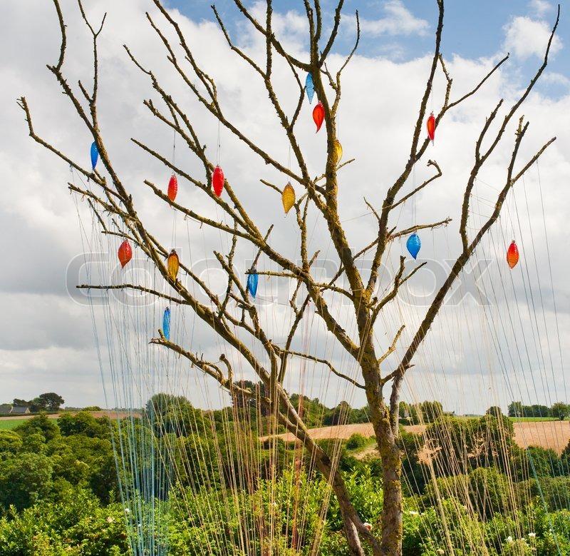 dekoration baum ~ kreative deko-ideen und innenarchitektur - Dekoration Baum