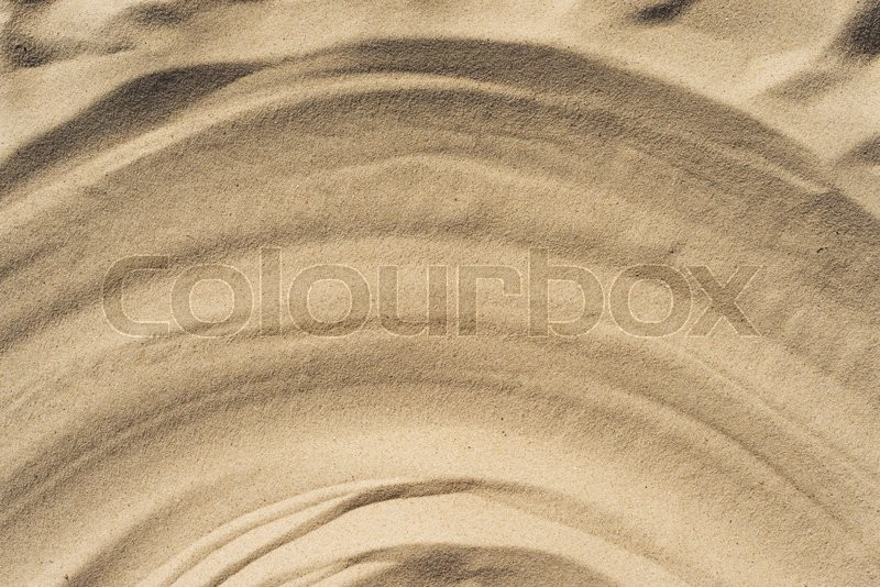 Stock image of 'Sand closeup as background'