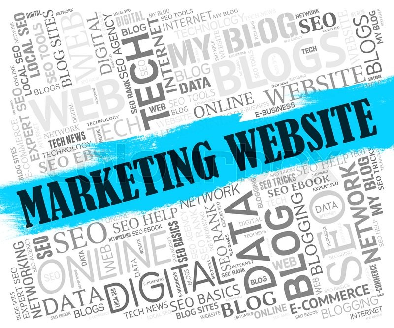 Stock Bild von 'handel, e-marketing, emarketing'