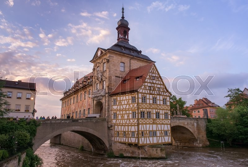 Stock foto af 'bamberg, bro, monument'