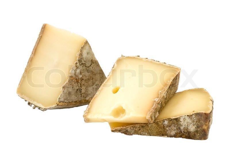 ost på fransk