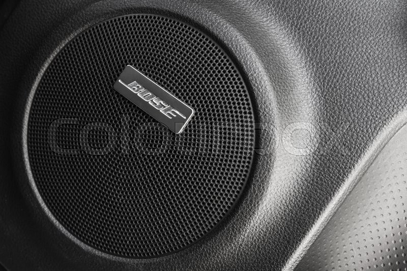 Bose Speakers For Cars >> St Petersburg Russia May 15 2016 Bose Car Audio Component