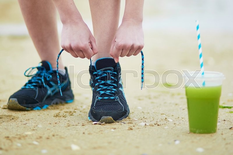 Stock Bild von 'läufer, training, workout'