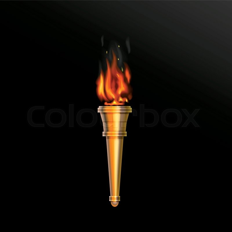 realistic torches