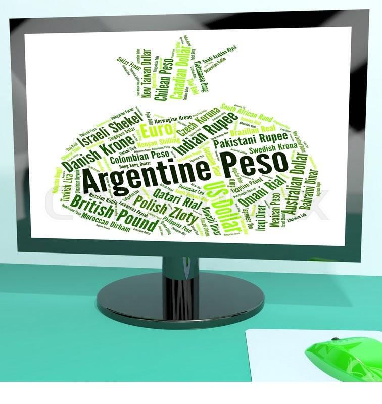 Argentine peso forex