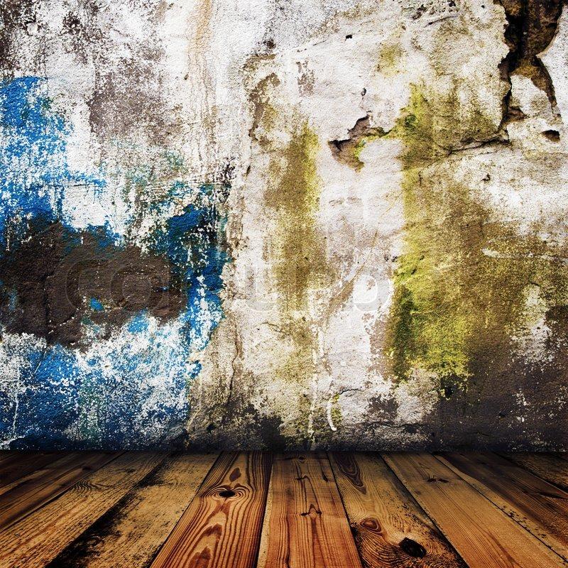 photo painted wood grunge - photo #39
