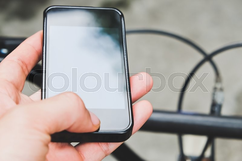 Stock Bild von 'communication, internet, draußen'