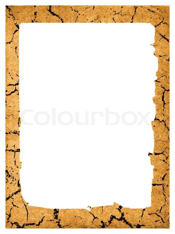 Декоративные рамки из бумаги