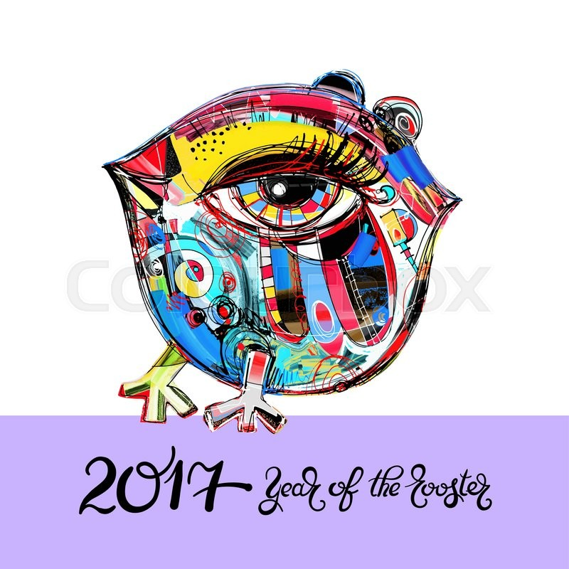 Original design for new year celebration chinese zodiac signs with ...