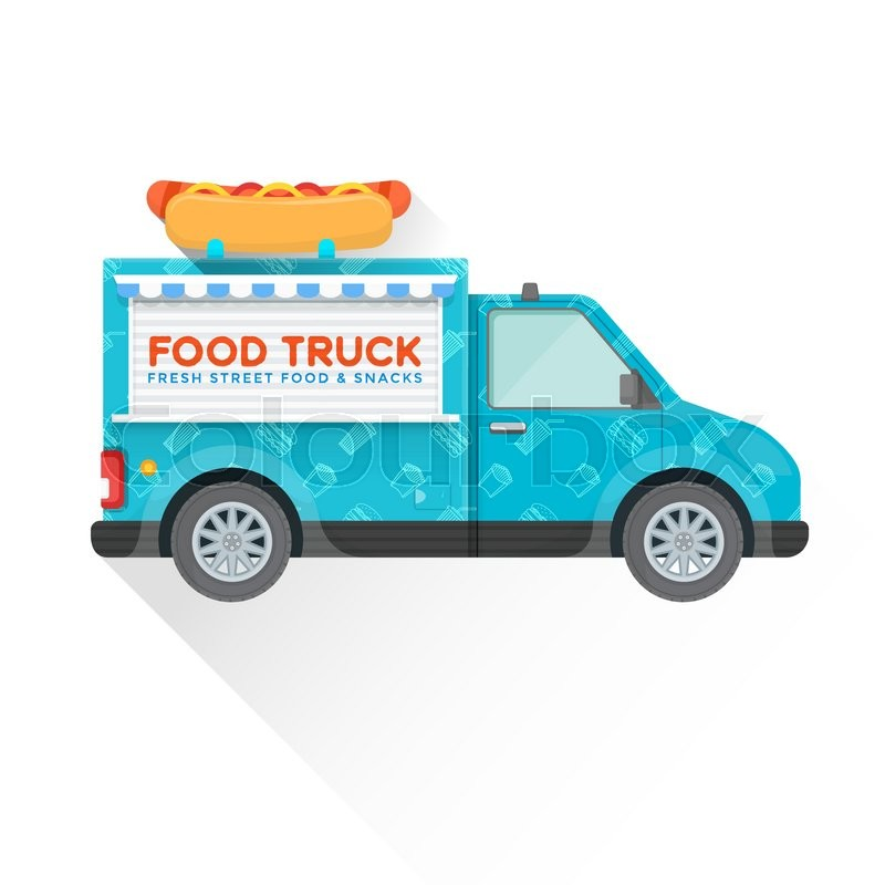 Lunch truck clip art pictures to pin on pinterest pinsdaddy for Design food truck online