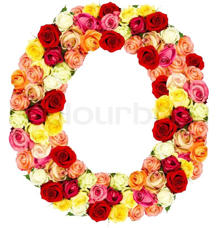 S Alphabet In Rose Roses flower al...