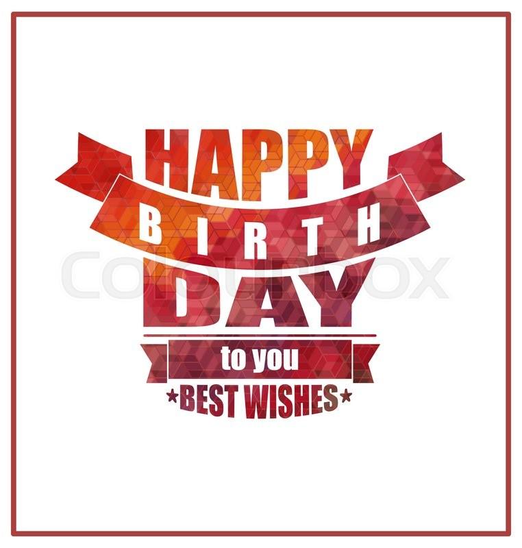 Happy birthday design card kardasklmphotography happy birthday design card bookmarktalkfo Images