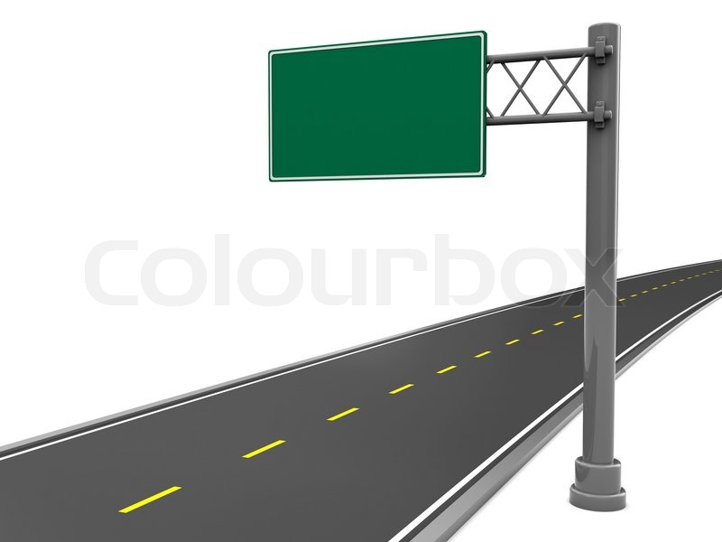 Buy Stock Photos Of Road Signs Colourbox - Road sign furniture