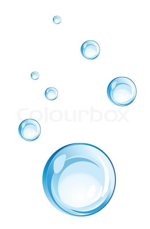 bubbles vector water - photo #9