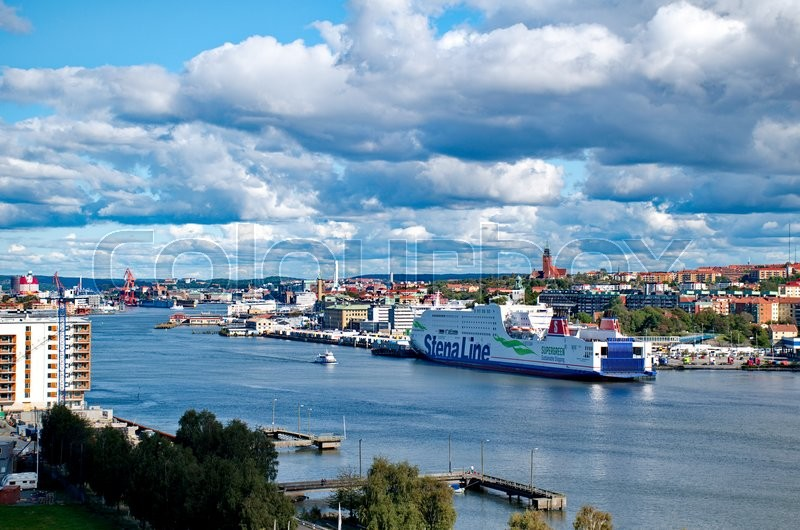 Stock image of 'Gothenburg city in Sweden'