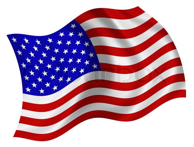 flagge der vereinigten staaten von amerika stockfoto. Black Bedroom Furniture Sets. Home Design Ideas