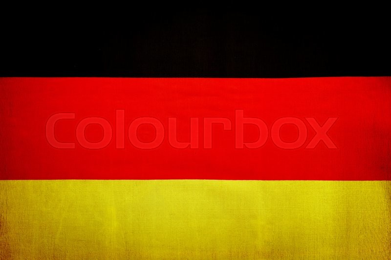 German Flag Abstract Grunge Background Patriotic Wallpaper Stock Photo