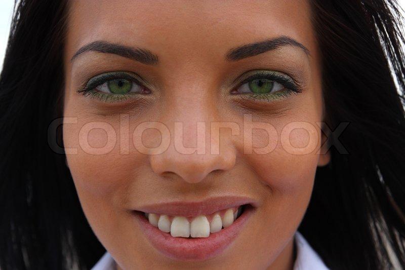 grønne øjne