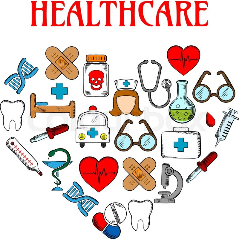 medical and healthcare equipment icons in form of heart poison clipart image poison clipart free