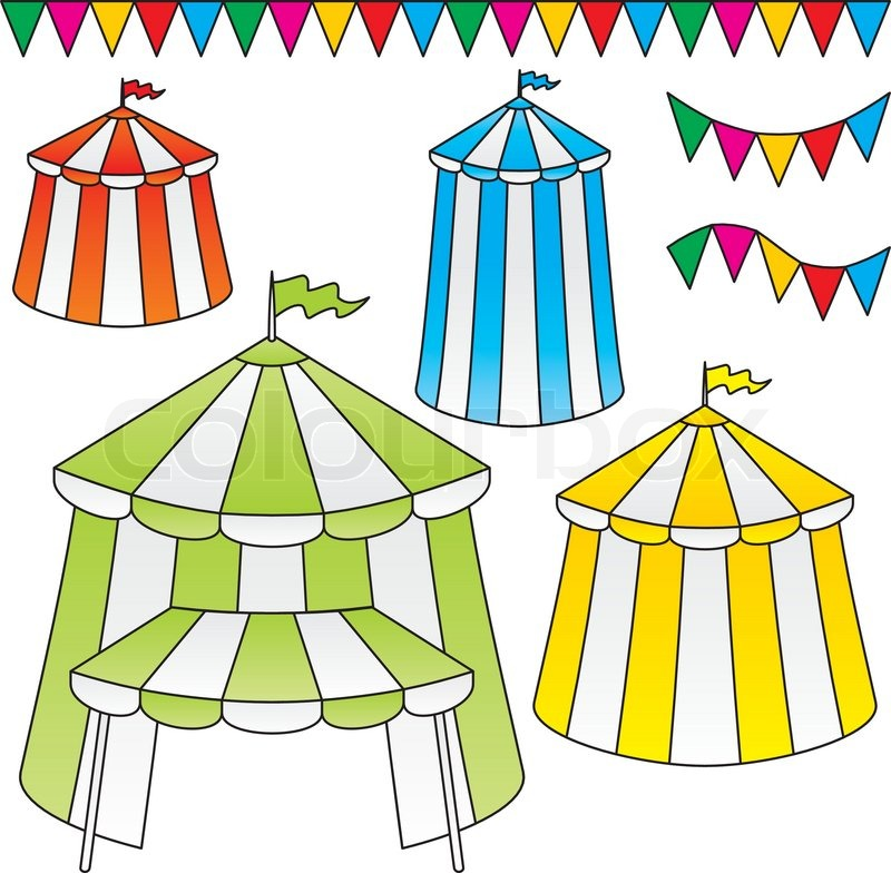 10 Paper Circus Tent Craft Art  sc 1 st  Best Tent 2017 & Circus Tent Art Craft - Best Tent 2017