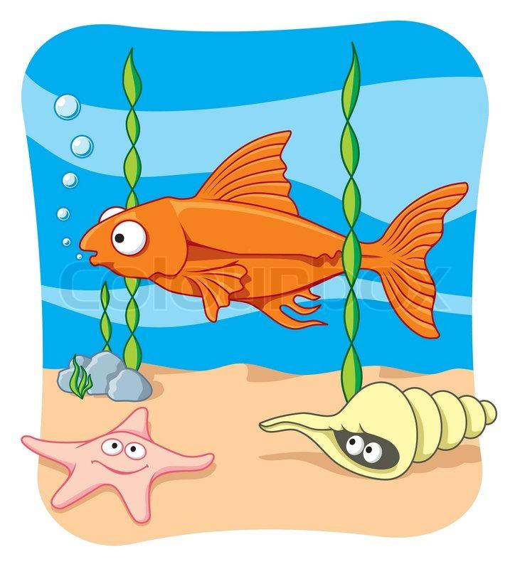 ocean cartoon clip art - photo #50