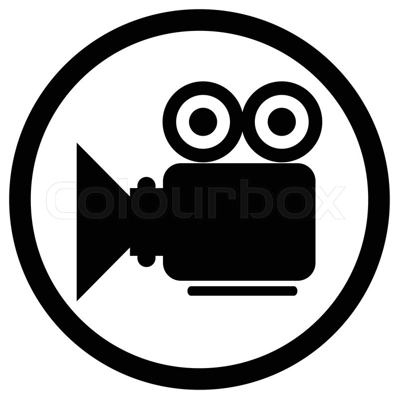 Video Camera Icon Black Video Icon Stock Vector Colourbox ✓ free for commercial use ✓ high quality images. video camera icon black video icon stock vector colourbox