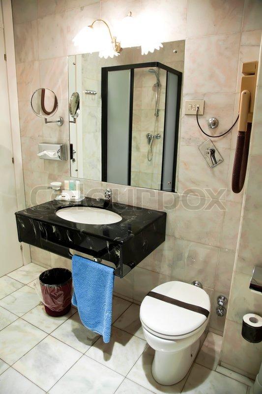 badeværelse interiør Hotel badeværelse interiør | stock foto | Colourbox badeværelse interiør
