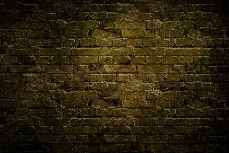 old brick wall grunge background stock photo