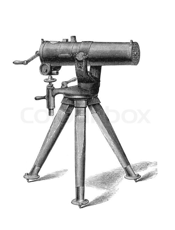 gun engraving machine