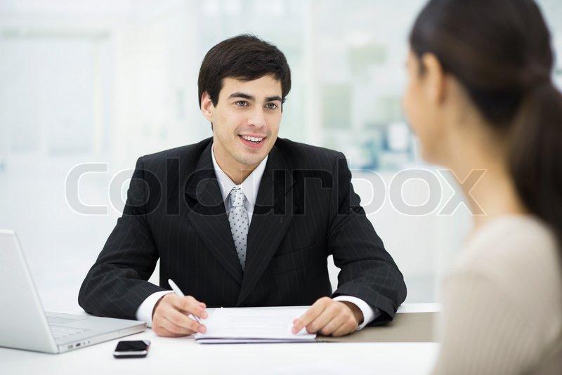 169 Eric Audras Altopress Maxppp Businessman Sitting At