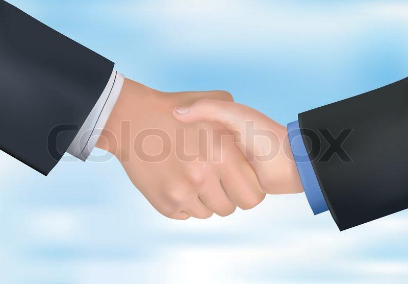 rystende hænder