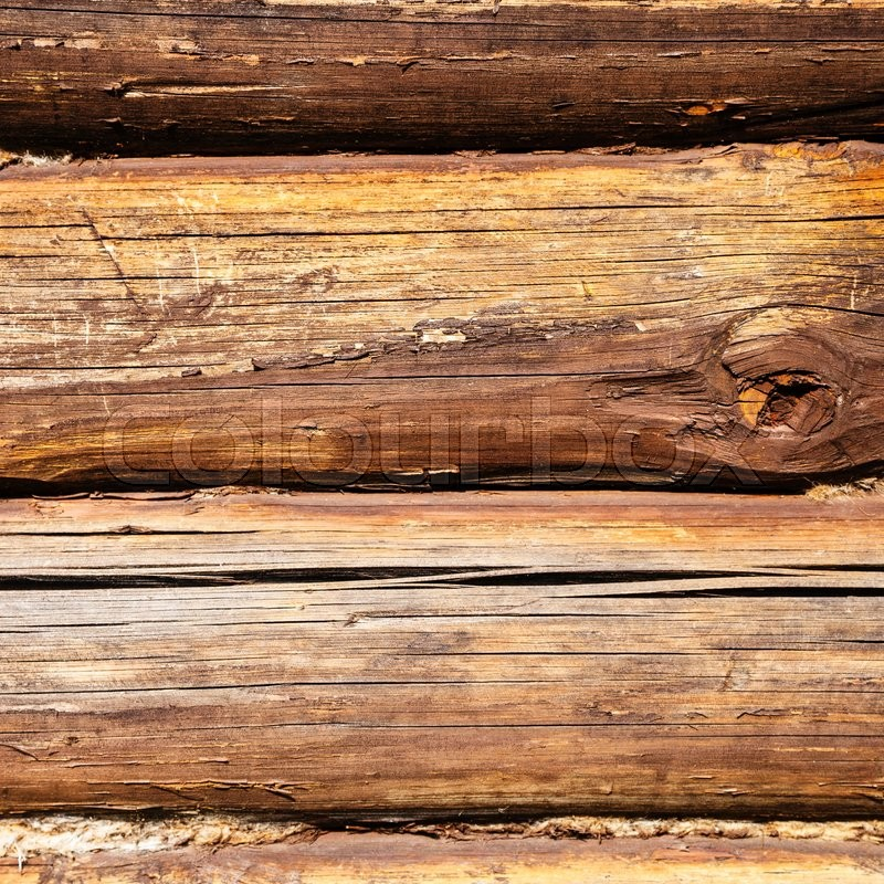 Color Hut Textures: Wood Texture - Old Oak Beams Of Country ...