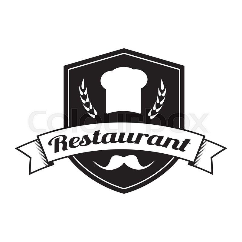 Vector ~ Restaurant Logo Design Stock Vector ...