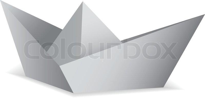 fold paper boat