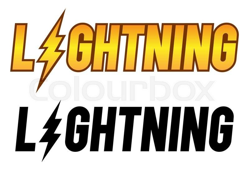 Letter Word For Lightning