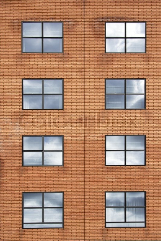 City building, modern architecture elements | Stock Photo | Colourbox