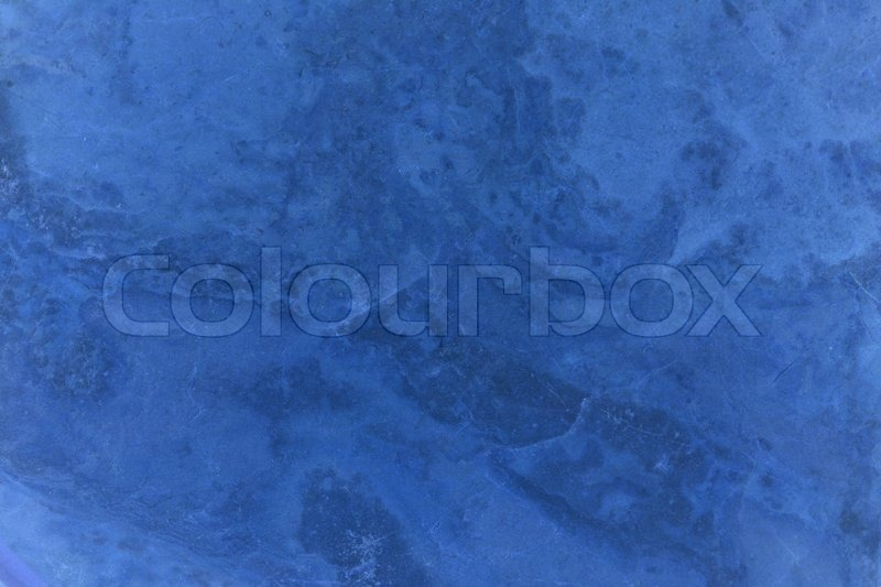Dark Blue Marble : Dark blue marble texture as a background stock photo
