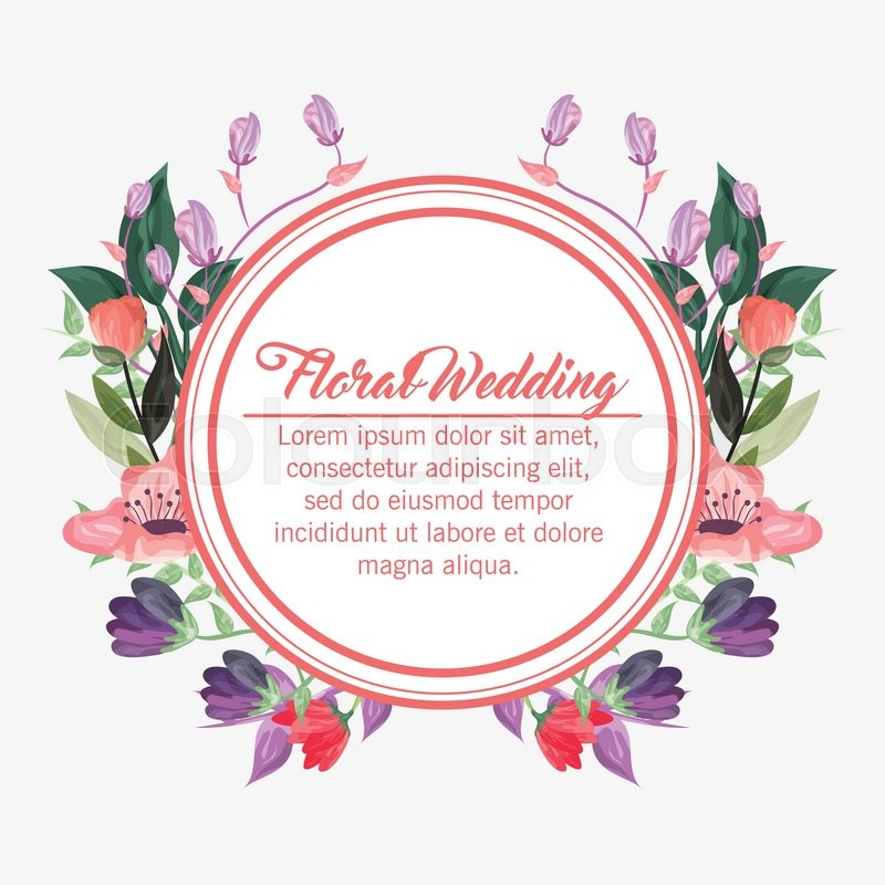 floral wedding represented by flowers icon around circle pink rose clip art free pink roses clipart background