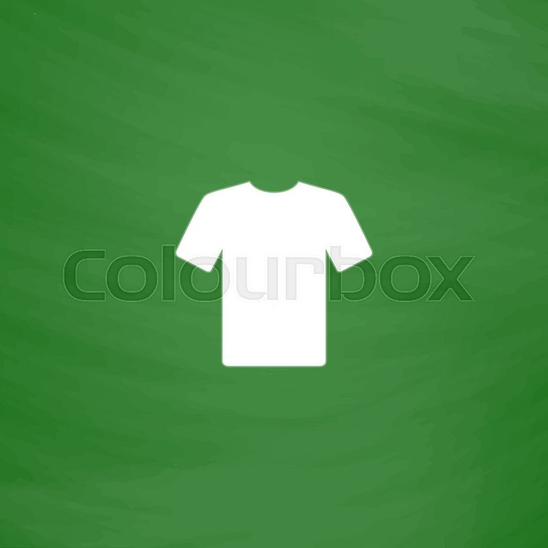 View Flat Tshirt Icon