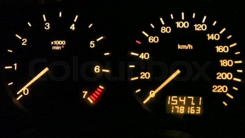 Auto Dashboard Gauges