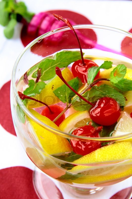 Summer Fruit Sangria Recipe — Dishmaps