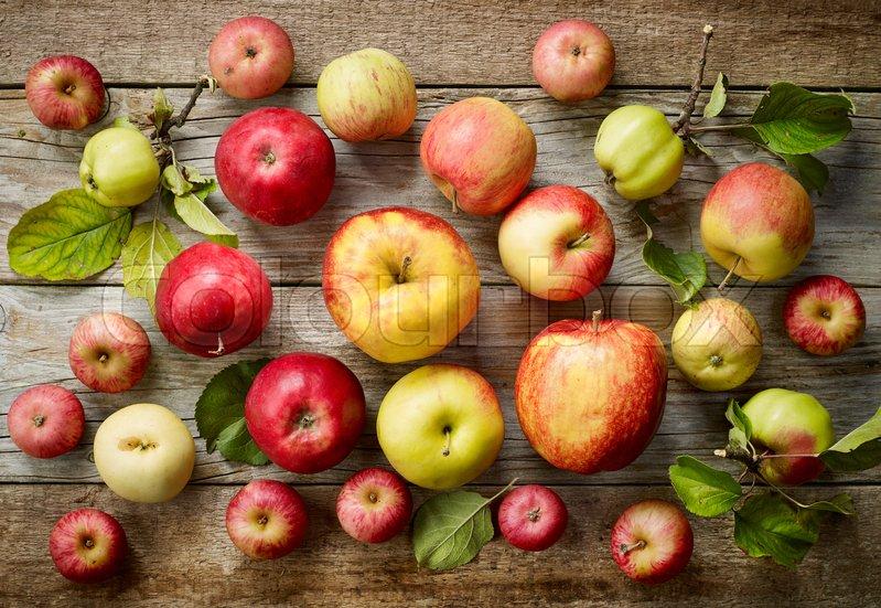 äpfel Vitamine