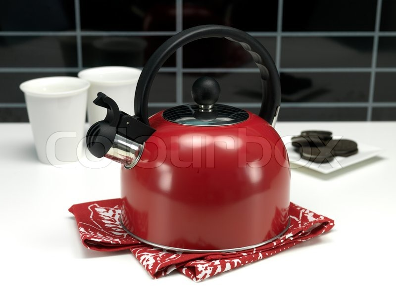 Glass Tea Kettle Stove Top a Stove Top Kettle on a